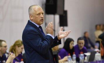 'TTT Rīga' treneris Nerips: prieks, ka izdevās finālsēriju uzvarēt trīs mačos