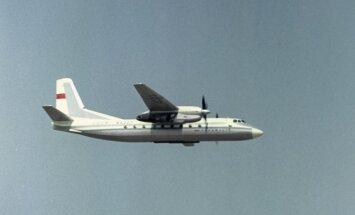 Sieviete Krievijā pakļūst zem lidmašīnas propellera