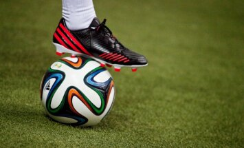 'Riga FC' atspēlējas un pārspēj 'Metta'/LU