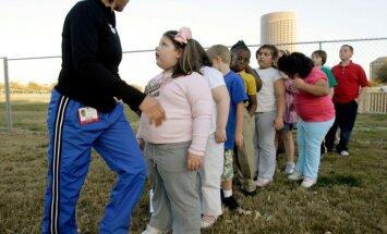 Medicīnas fakultātes dekāne: Aptaukošanās bērnībā. Vai tā mūsdienās ir novēršama?