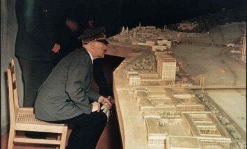 Vēsturiski foto: Hitlera lielummānijas paraugs – neuzceltais muzejs Lincā
