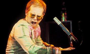 Slavens un ekstravagants. Eltona Džona karjeras līkloči un zīmīgi biogrāfijas fakti
