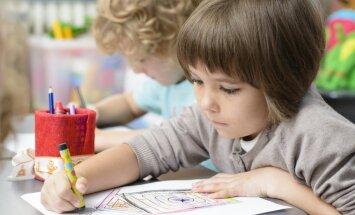 Tiesībsargs: Prasība vecākiem nodrošināt kancelejas piederumus bērndārzniekiem ir prettiesiska