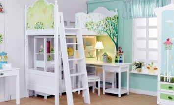 Kā iekārtot māju, lai jebkura vecuma bērns būtu drošībā