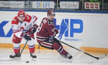Rīgas 'Dinamo' smagi zaudē 'Lokomotiv', bet cīnīsies par LDz kausu