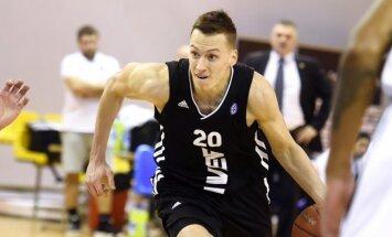 Kaspars Vecvagars no 'VEF Rīga' pārcēlies uz Polijas basketbola klubu 'King Wilki Morskie'