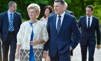Prezidents ar kundzi tiksies ar karalieni Elizabeti II