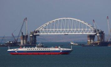 Rotenberga vadītā Krimas dzelzceļa būvniecība pamatīgi sadārdzinās