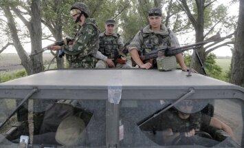 Doņeckas apgabala ziemeļi pilnībā atbrīvoti no kaujiniekiem, paziņo Turčinovs