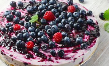 Necep kūku! Septiņas vasarīgas kūku receptes, kam nav vajadzīga cepeškrāsns
