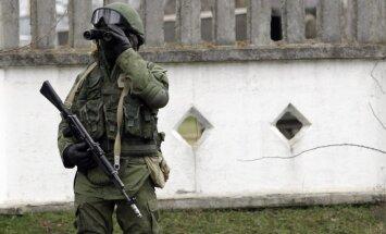 Ukrainas un Krievijas karš būtu Dāvida un Goliāta cīņa