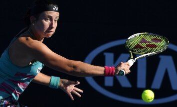 Sevastova triumfē Bukarestes WTA 'International' turnīrā