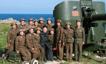 Ким Чен Ын заявил, что американцы теперь у него в руках