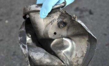 Bostonas spridzekļi detonēti ar spēļu automašīnas tālvadības pulti