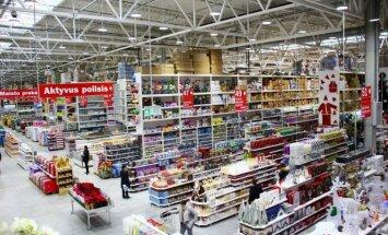 Латвийская торговая сеть готовится к штурму Литвы