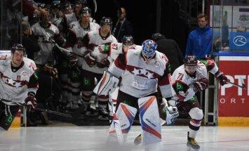 Latvijas izlases hokejisti par pasaules čempionāta ceturtdaļfināla sasniegšanu saņems prēmijas