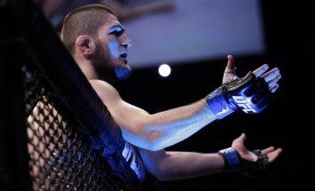 Brazil UFC MMA, Khabib Nurmagomedov