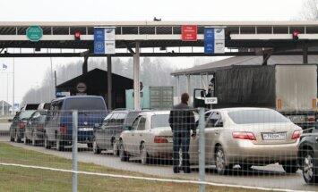 'Latvijas Auto' šefs: robežas šķērsošanā problēmas ir arī Latvijā