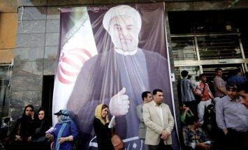 Jaunais Irānas prezidents sola padarīt caurskatāmāku valsts kodolprogrammu
