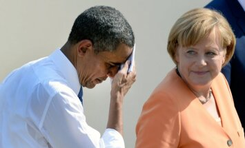 Saistībā ar Merkeles telefonsarunu noklausīšanos Vācija izsauc ASV vēstnieku