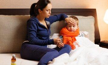Bērns klepo: ārstu ieteikumi vecāku rīcībai