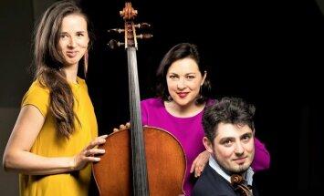 Rudens kamermūzikas festivālā sevi pieteiks jaundibinātais trio SOL