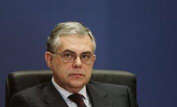 Par Grieķijas nākamo premjeru izvēlēts Luks Papadems