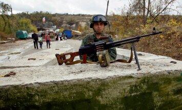 Donbasa kaujinieki iebilst pret bruņotas EDSO misijas izvietošanu