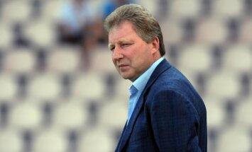 Сборная Латвии по футболу впервые не проиграла за десять матчей