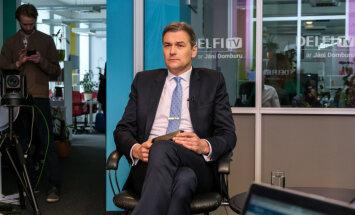 'Delfi TV ar Jāni Domburu': pilna intervija ar Mārtiņu Bondaru