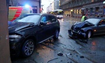 Vidēji reizi 12 gados katrs autoīpašnieks iekļūst ceļu satiksmes negadījumā