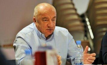 Latvijas Futbola federācijas valde apstiprina 7,1 miljona eiro gada budžetu