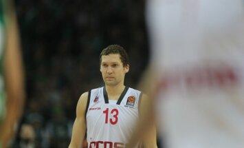 Strēlnieks iemet 16 punktus uzvarētā Grieķijas čempionāta spēlē