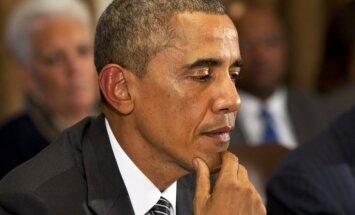 Obama slepenā vēstulē Irānas garīgo līderi aicina sadarboties ciņā ar 'Islāma valsti'