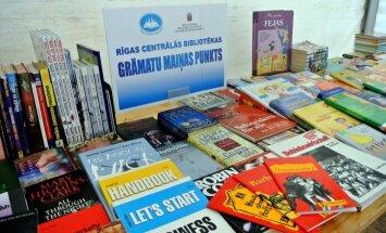 Latvijas Grāmatu izstādē darbosies Grāmatu maiņas punkts