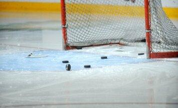 'Rīgas' hokejisti piedzīvo zaudējumu pret Maskavas 'Krasnaja armija' komandu