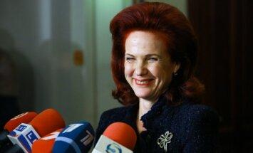 Аболтиня выиграла внутрипартийное голосование на выдвижение премьером