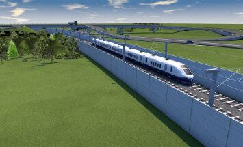 LTV: par 'Rail Baltica' projektu atbildīgā Linuža uzņēmums figurē krāpšanas lietā