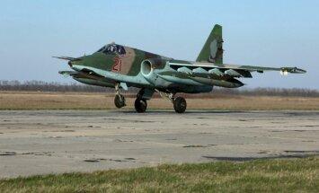 Krievija paziņo, ka jau pārtraukusi uzlidojumus 'deeskalācijas zonās'