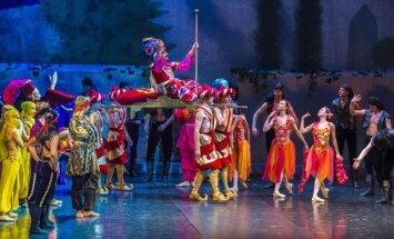 Krustpils saliņā ar baletu 'Korsārs' viesosies Latvijas Nacionālā baleta mākslinieki