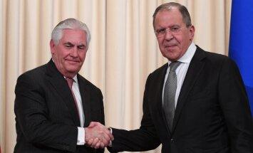 Тиллерсон сожалеет о недостатке доверия между США и Россией