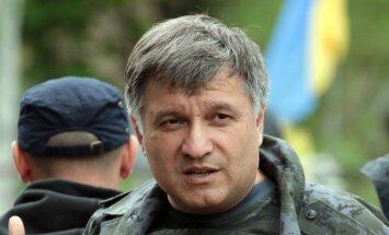 Аваков о словах Олланда про Донбасс: это возмутительно, он много на себя берет!