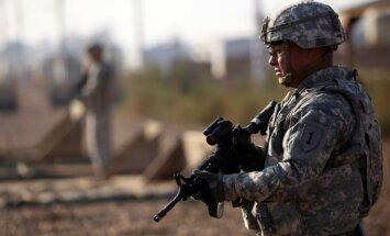 ASV apsver iespējas palielināt specvienību kontingentu Sīrijā