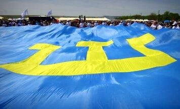 Aprit 73 gadi kopš Krimas tatāru vardarbīgās deportācijas