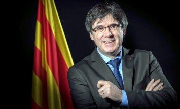 Pudždemons sola turpināt cīņu par Katalonijas neatkarību