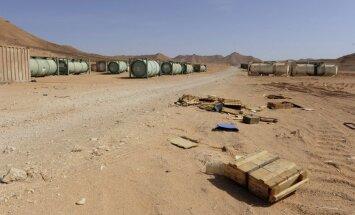 Sīrija iesniegusi informāciju par savu ķīmisko ieroču arsenālu