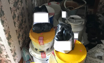 Ludzā policija likvidē kandžas ražotni
