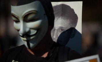 Snoudens izmantojis NSA kolēģa šifrēšanas atslēgas
