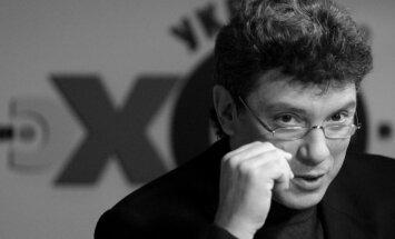 Maskavā nogalināts Putina kritiķis Boriss Ņemcovs