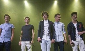 One Direction стали самыми высокооплачиваемыми звездами Европы